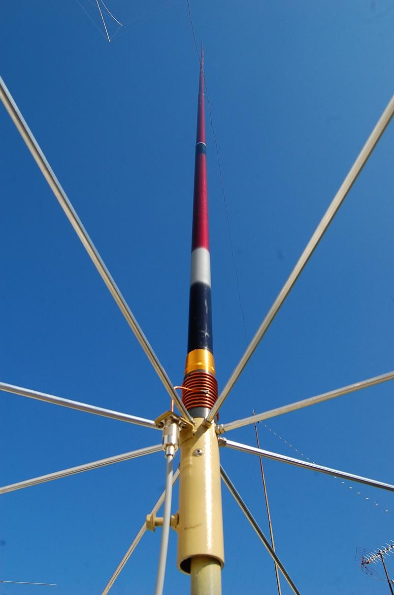 Hf Vertical Antenna Homebrew  U2013 Car Speakers  Audio System
